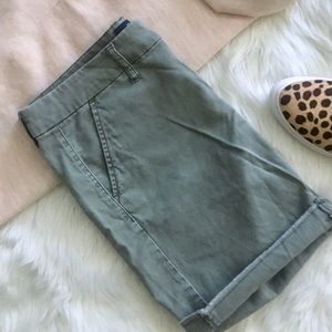 American Eagle Outfitters Boyfriend Bermuda Shorts